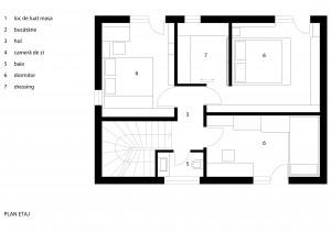 00_Casa Norbi - site - plan etaj